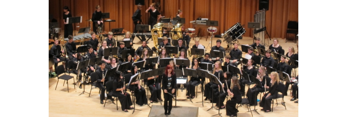 Middle School Bands – Cuthbertson Band